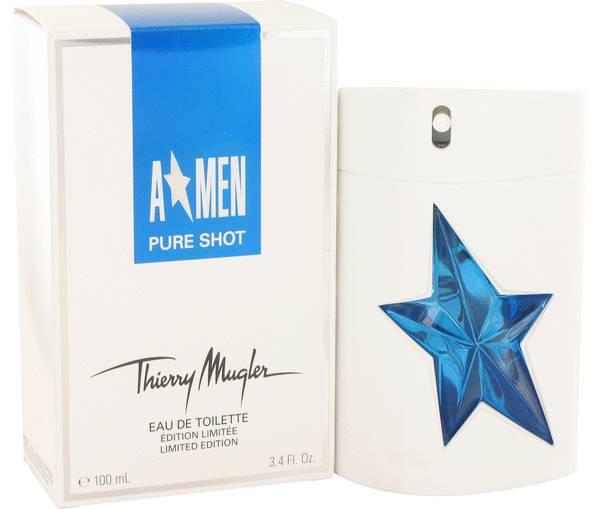 perfume Angel Pure Shot Cologne