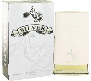 Ab Spirit Silver Cologne, de Lomani · Perfume de Hombre