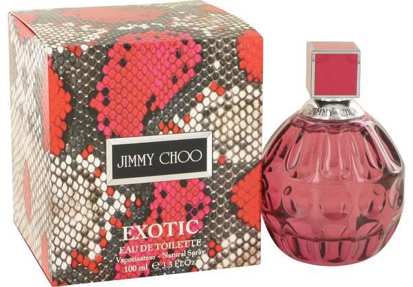 perfume Jimmy Choo Exotic Perfume