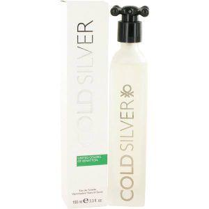 Cold Silver Cologne, de Benetton · Perfume de Hombre