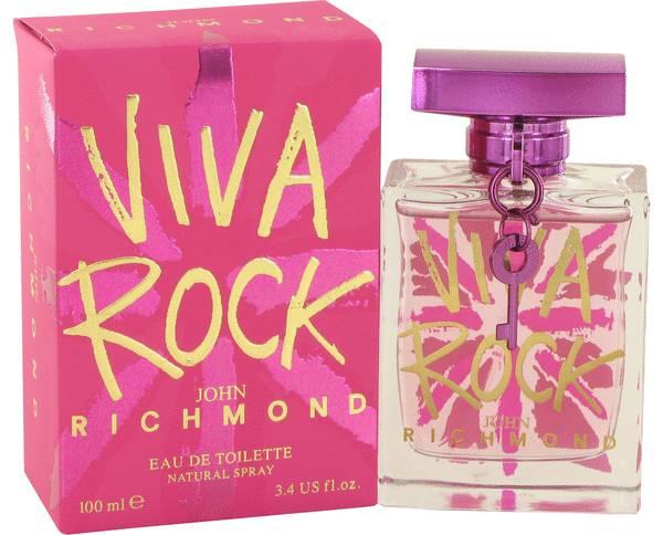 perfume Viva Rock Perfume