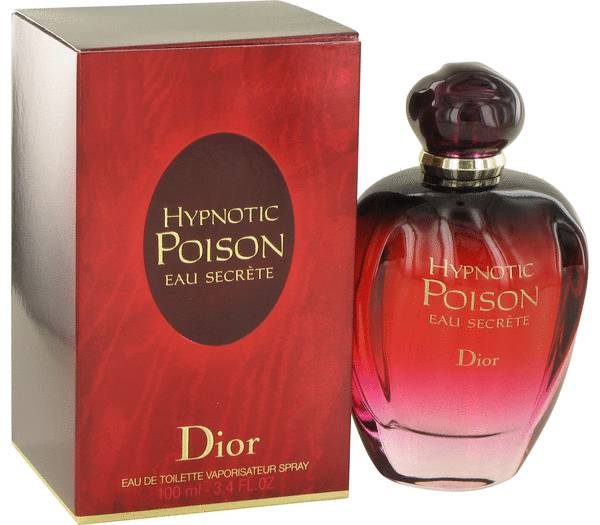 perfume Hypnotic Poison Eau Secrete Perfume