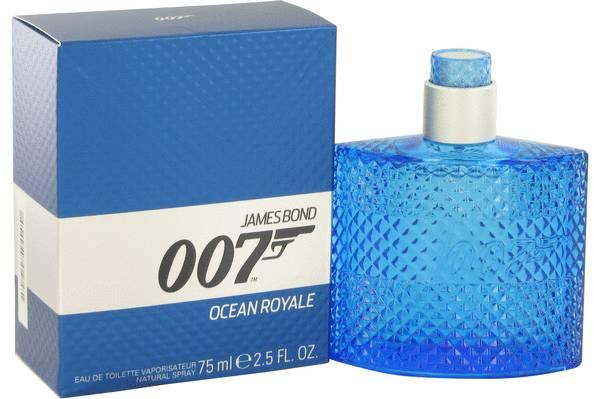 perfume 007 Ocean Royale Cologne