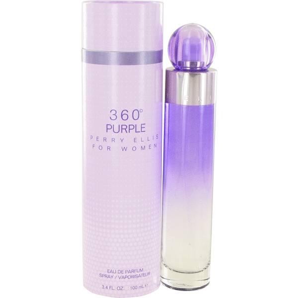 perfume Perry Ellis 360 Purple Perfume
