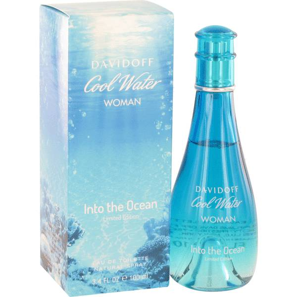 perfume Cool Water Into The Ocean Perfume