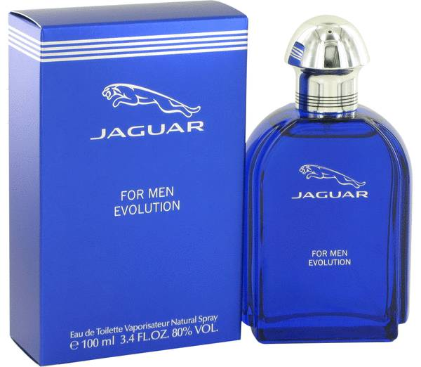 perfume Jaguar Evolution Cologne