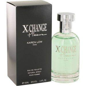 Xchange Pleasure Cologne, de Karen Low · Perfume de Hombre