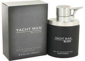 Yacht Man Black Cologne, de Myrurgia · Perfume de Hombre