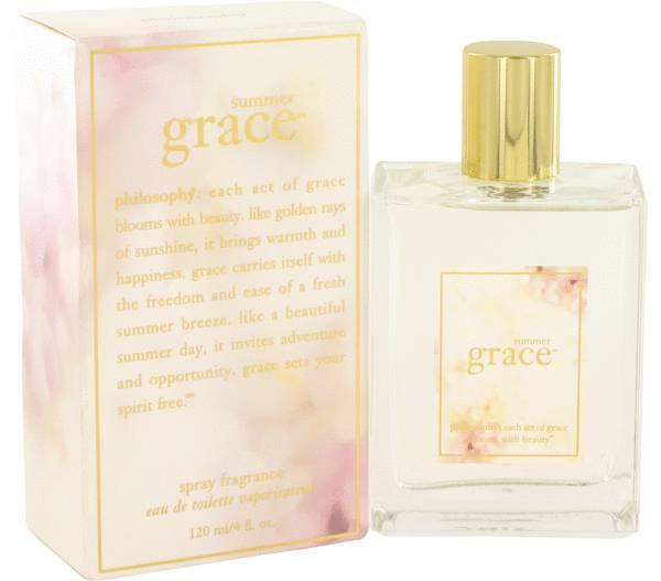 perfume Summer Grace Perfume