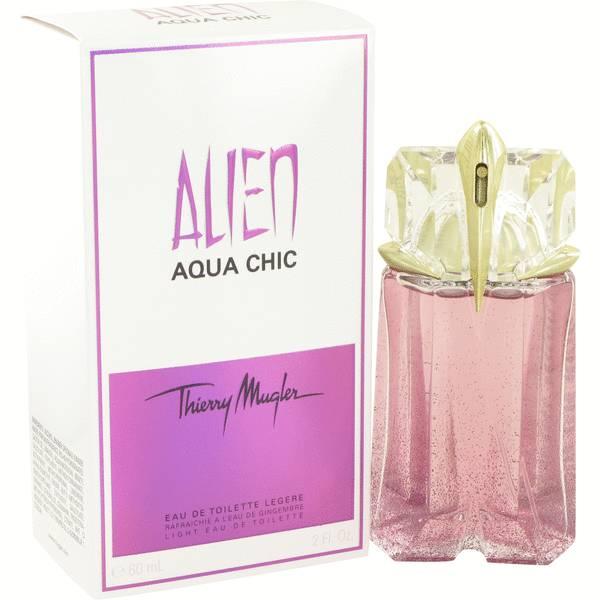 perfume Alien Aqua Chic Perfume