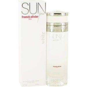 Sun Java White Perfume, de Franck Olivier · Perfume de Mujer
