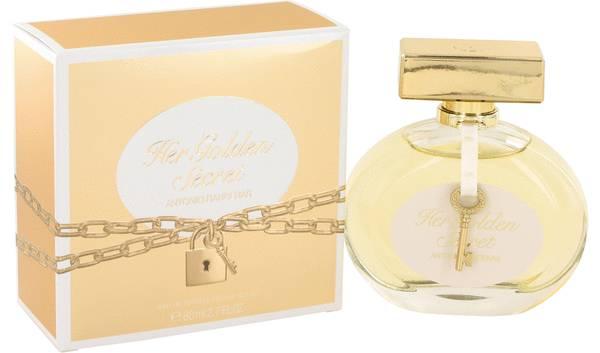 perfume Her Golden Secret Perfume