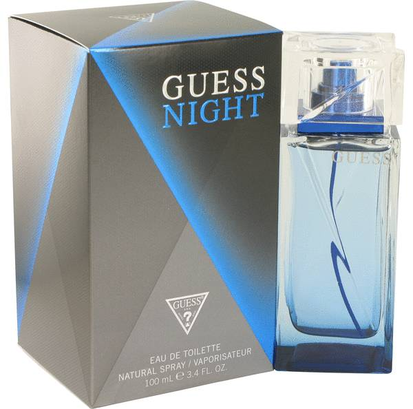 perfume Guess Night Cologne