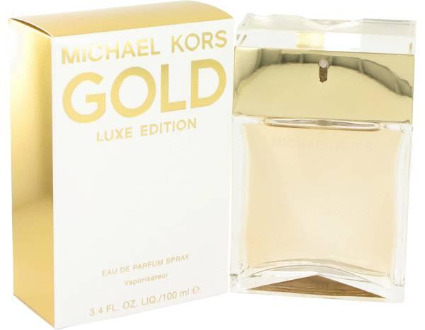 perfume Michael Kors Gold Luxe Perfume