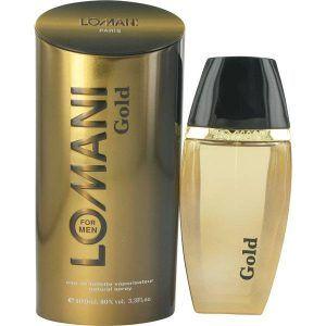 Lomani Gold Cologne, de Lomani · Perfume de Hombre