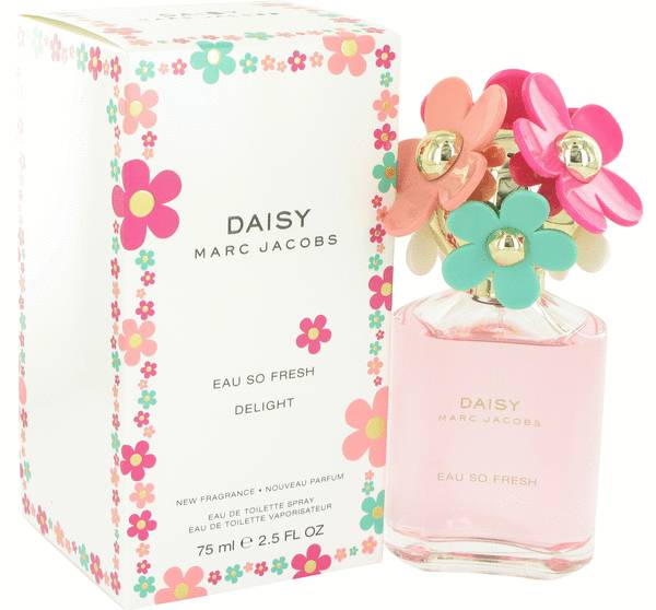 perfume Daisy Eau So Fresh Delight Perfume