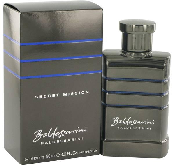 perfume Baldessarini Secret Mission Cologne