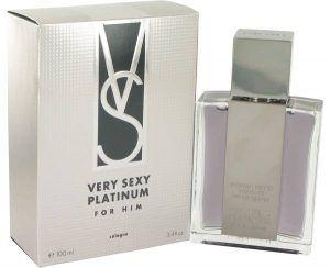 Very Sexy Platinum Cologne, de Victoria's Secret · Perfume de Hombre