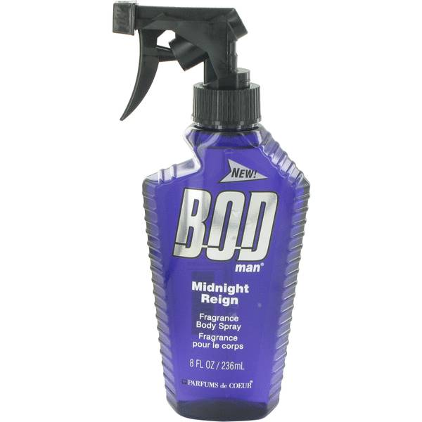 perfume Bod Man Midnight Reign Cologne