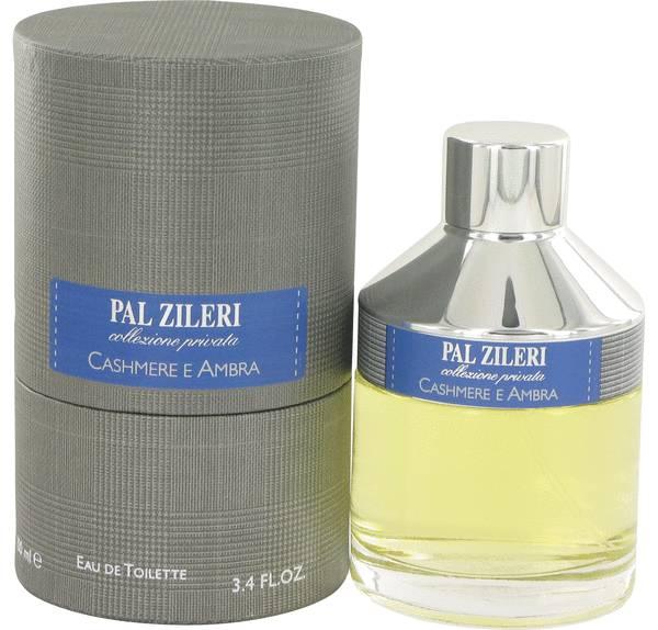 perfume Pal Zileri Cashmere E Ambra Cologne