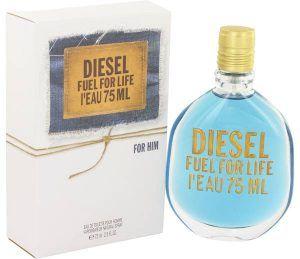 Fuel For Life L'eau Cologne, de Diesel · Perfume de Hombre