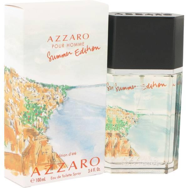 perfume Azzaro Summer Cologne