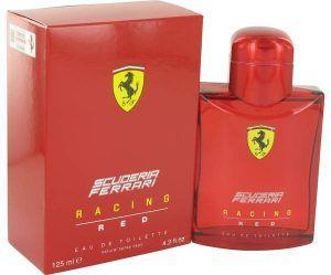 Ferrari Scuderia Racing Red Cologne, de Ferrari · Perfume de Hombre