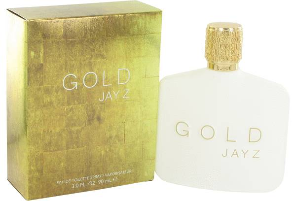perfume Gold Jay Z Cologne