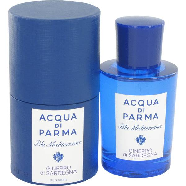 perfume Blu Mediterraneo Ginepro Di Sardegna Perfume