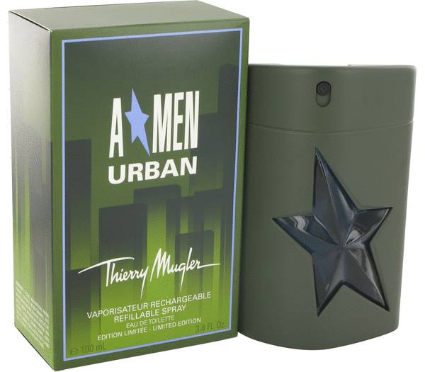 perfume Angel Urban Cologne