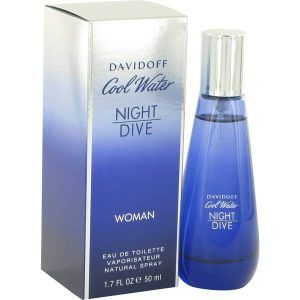Cool Water Night Dive Perfume, de Davidoff · Perfume de Mujer