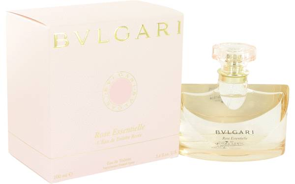perfume Bvlgari Rose Essentielle L'eau De Toilette Rosee Perfume