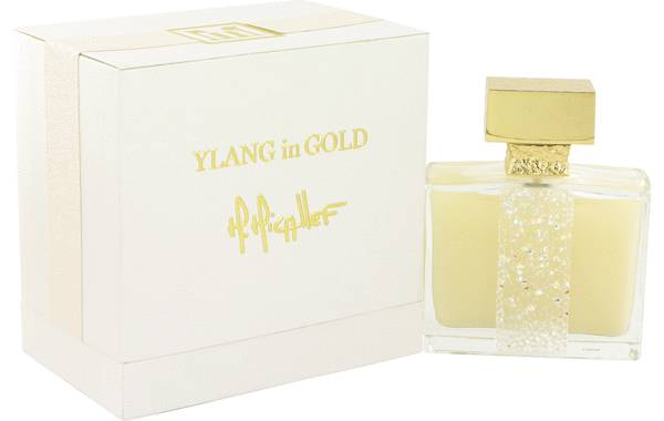 perfume Ylang In Gold Perfume