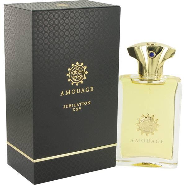 perfume Amouage Jubilation Xxv Cologne