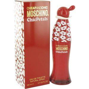 Cheap & Chic Petals Perfume, de Moschino · Perfume de Mujer