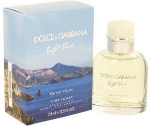 Light Blue Discover Vulcano Cologne, de Dolce & Gabbana · Perfume de Hombre