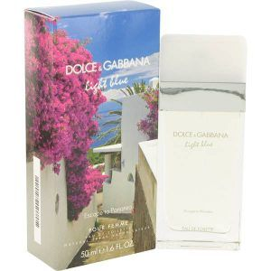 Light Blue Escape To Panarea Perfume, de Dolce & Gabbana · Perfume de Mujer