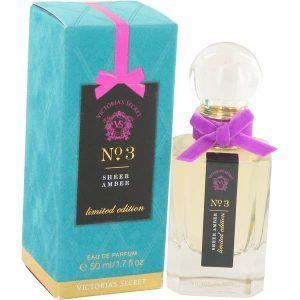 Victoria's Secret No 3 Sheer Amber Perfume, de Victoria's Secret · Perfume de Mujer