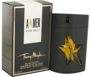 Angel Pure Malt Cologne, de Thierry Mugler · Perfume de Hombre