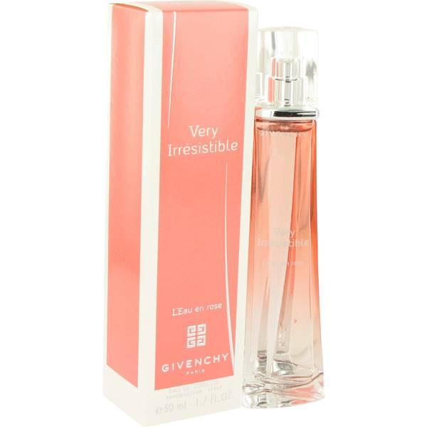perfume Very Irresistible L'eau En Rose Perfume