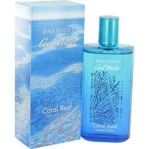 Cool Water Coral Reef Cologne, de Davidoff · Perfume de Hombre