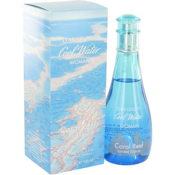 perfume Cool Water Coral Reef Perfume