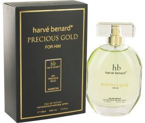 Precious Gold Cologne, de Harve Benard · Perfume de Hombre
