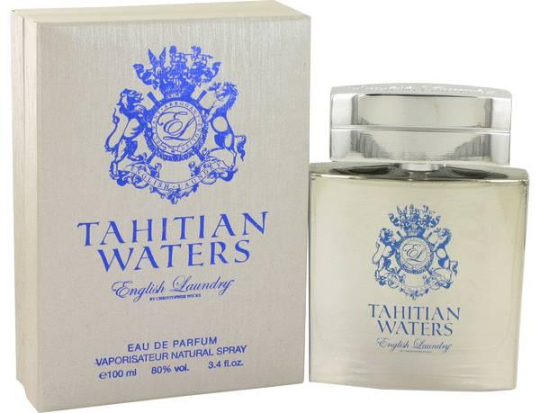 perfume Tahitian Waters Cologne