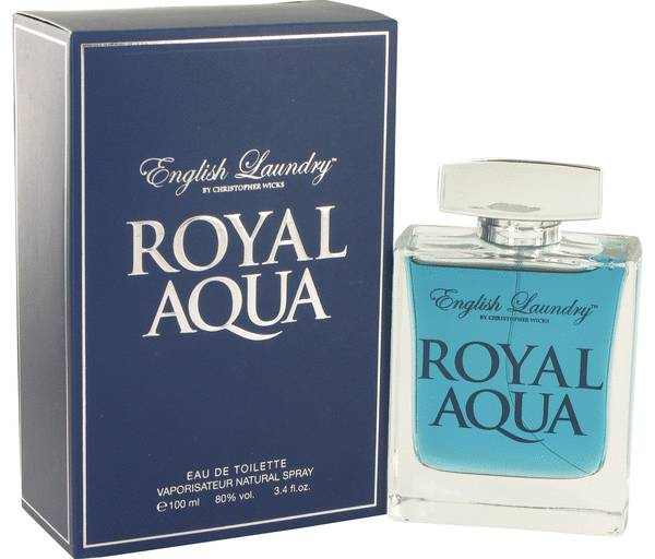 perfume Royal Aqua Cologne