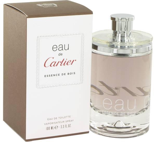 perfume Eau De Cartier Essence De Bois Perfume