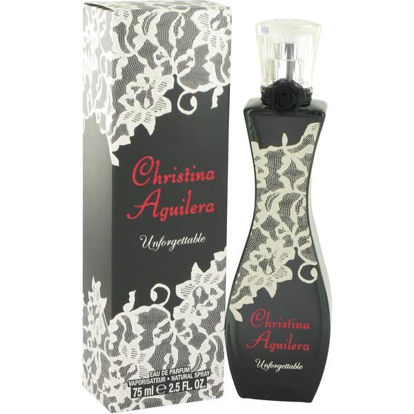perfume Christina Aguilera Unforgettable Perfume