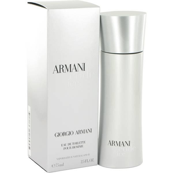 perfume Armani Code Ice Cologne