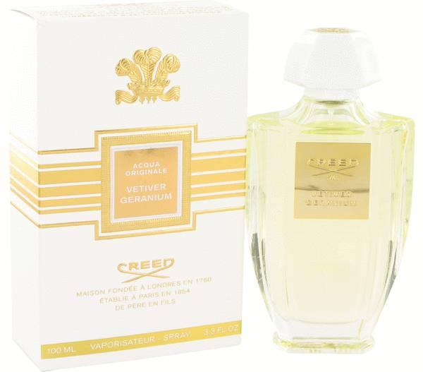 perfume Vetiver Geranium Perfume