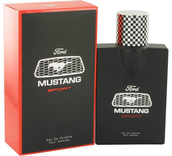 perfume Mustang Sport Cologne